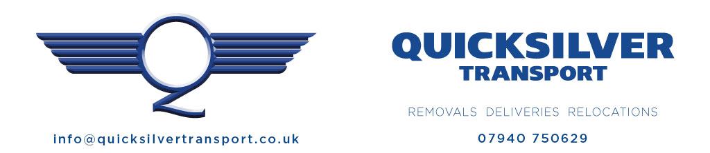 Quicksilver Transport - High Wycombe Buckinghamshire removals deliveries clearances man and van