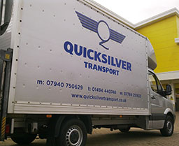 Quicksilver Transport - Van